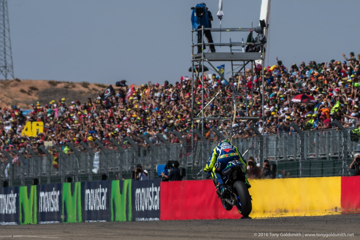 MotoGP Preview of the Aragon GP